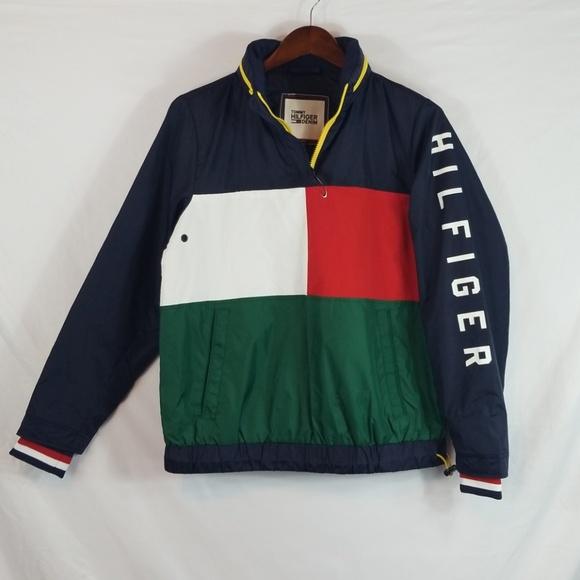 Tommy Hilfiger Lightweight Pullover Jacket NWT